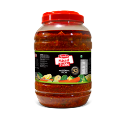 mix-pickle