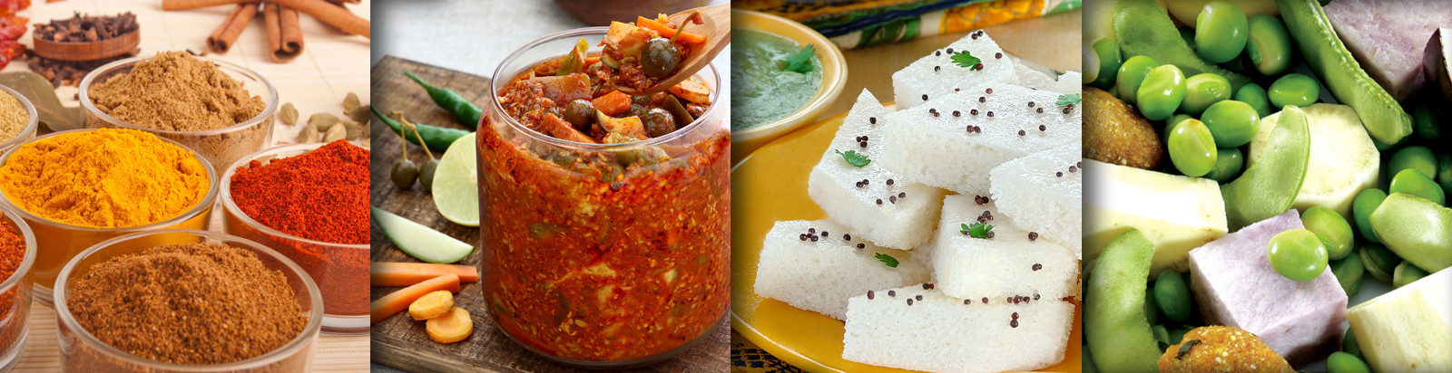 Indian Foods Exports - Premium Basic Spices, Blended Masala, Instant Mixes